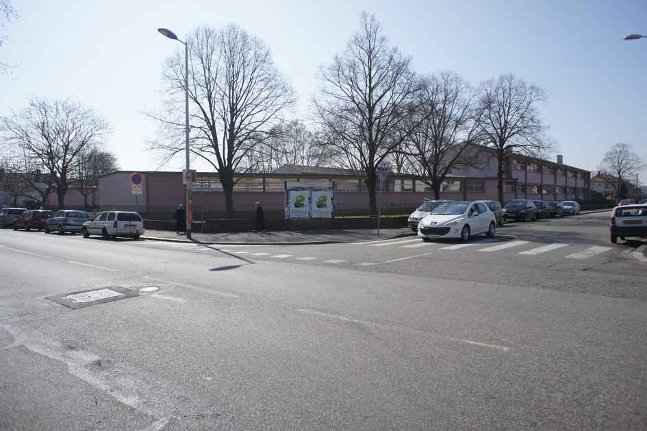 parking cronenbourg strasbourg