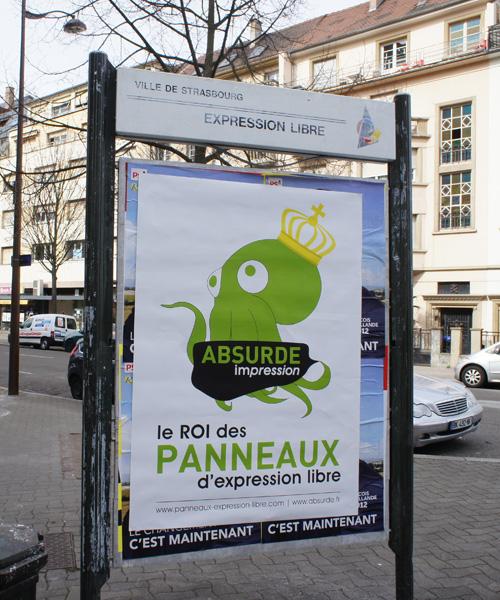 Rue de l 39 yser panneaux d 39 expression libre strasbourg - Garage peugeot strasbourg hautepierre ...